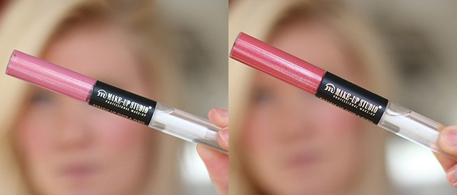 Make-Up Studio Durable Lip Fluid & Gloss