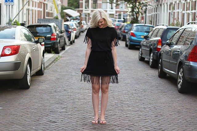 little black dress femke steketee sax and the pretty