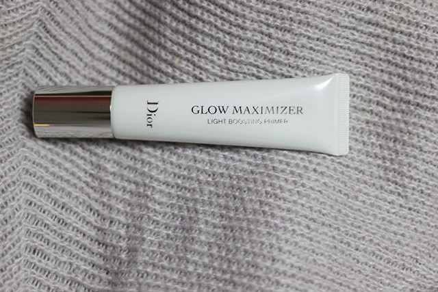dior glow maximizer light boosting primer