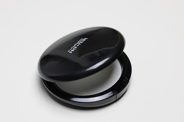 MAC prep+prime transparent finishing powder pressed