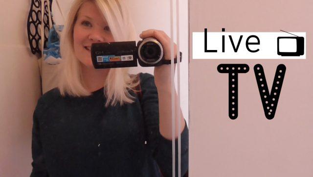 Vlog live tv
